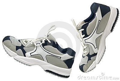 Sports shoes side