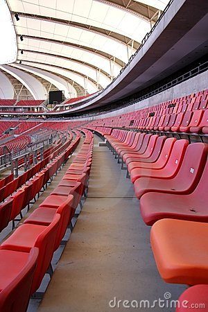 Free Sports Stadium Seating Stock Images - 13831884