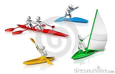 Sports symbols icons series 3