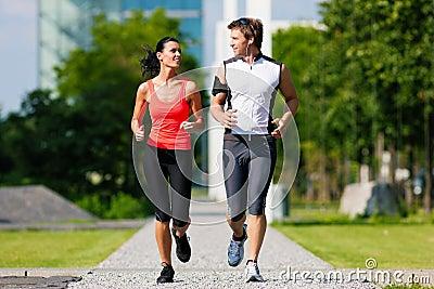 Sports urbains - forme physique dans la ville