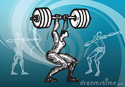 Sports_weight lifting