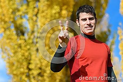 Sportsman victory