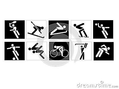 Sporty.