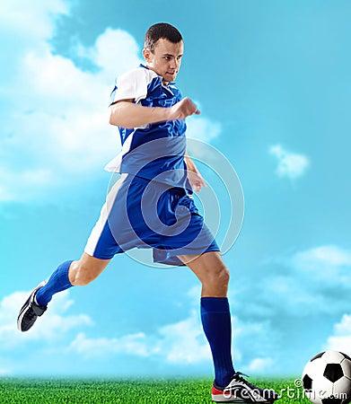 Sporty guy