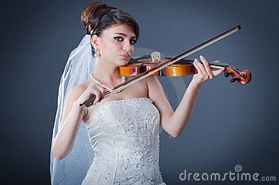 Sposa bella in studio