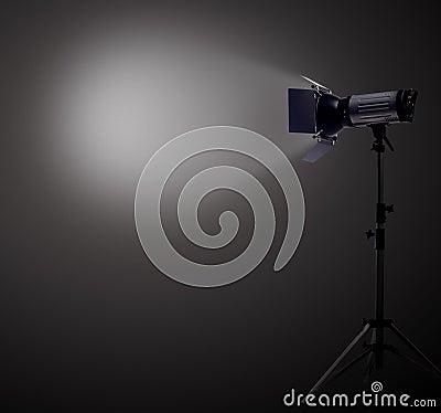 Free Spot Light Stock Image - 14380571
