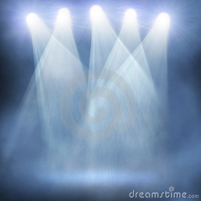 Free Spotlight Background Royalty Free Stock Images - 24015089