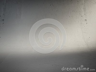 Spotlight Concrete  background