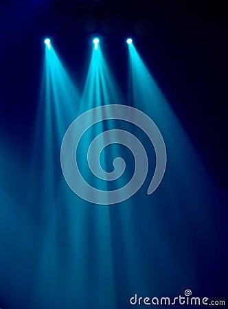 Spotlight from scanner
