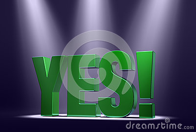 Spotlight On Yes