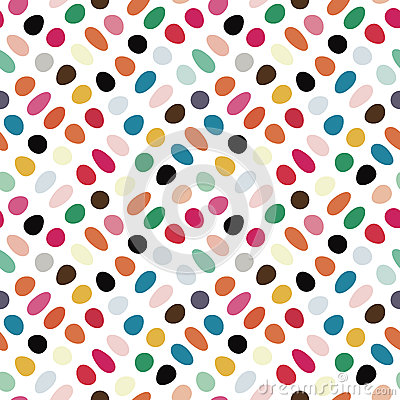 Free Spotted Pattern Royalty Free Stock Photos - 43247318