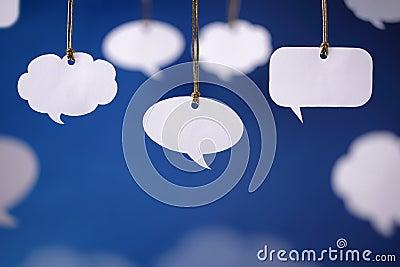 Spracheluftblasen
