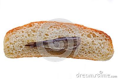 Sprat and bread