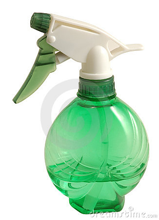 Spray Bottle isolated