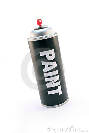 Free Spray Can Stock Images - 15517004