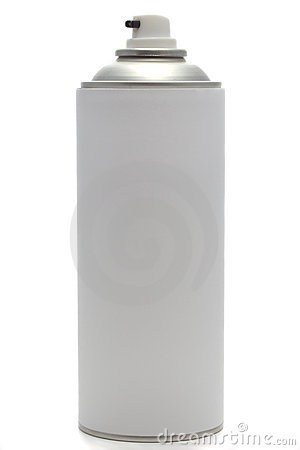 Free Spray Can. Royalty Free Stock Image - 5607156