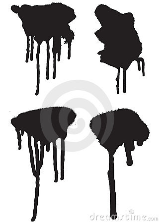 Free Spray Drips 01 Royalty Free Stock Photography - 6021787
