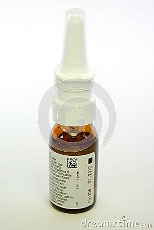 Spray för nasalljud 2