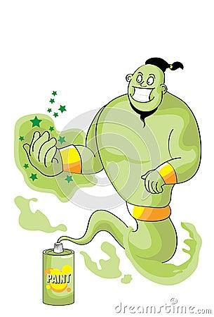 Spray Genie