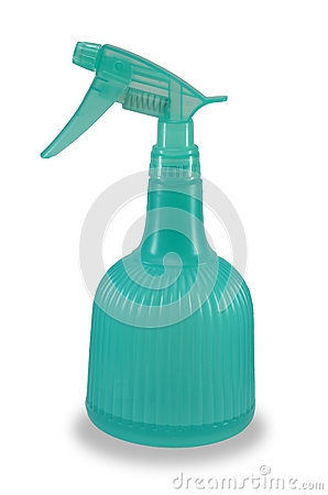 Sprayer isolate on white background