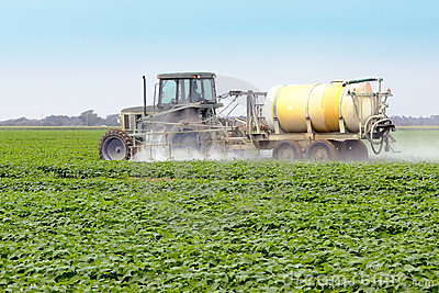 Spraying Pesticides - 4