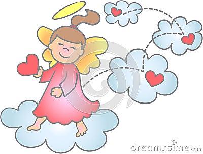 Spreading Love & Joy Angel/eps