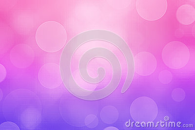 Spring Abstract Lights Background