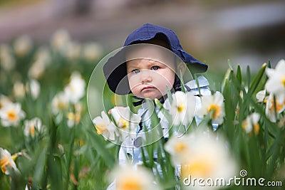 Spring Baby Girl