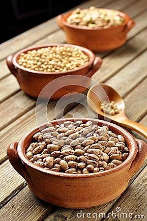 Spring beans