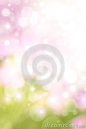 Free Spring Bokeh Background Stock Photos - 18888553