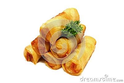 Spring Broodjes op