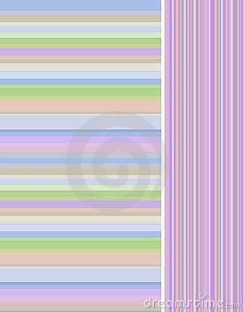 Spring Easter Abstract Stripes Background 2