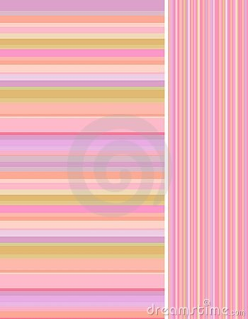 Spring Easter Abstract Stripes Background