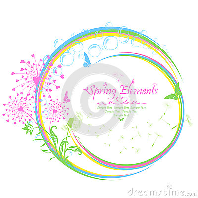 Spring elements