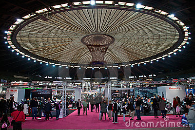 Spring Fair 2010 in Genoa Editorial Stock Photo
