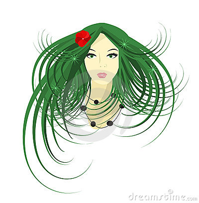 Free Spring Fairy (avatar) Vector Stock Images - 13233284