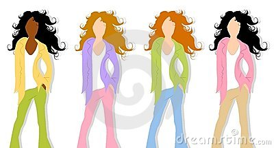 Spring Fashion Models 3