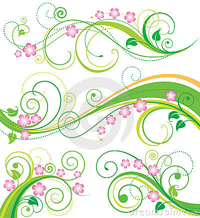 Free Spring Floral Decor Stock Photo - 12708450