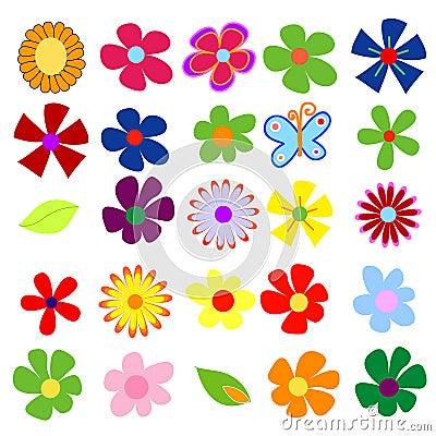 Free Spring Flowers Royalty Free Stock Photos - 3696208