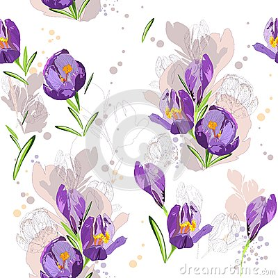 Free Spring Flowers Royalty Free Stock Photo - 47397845