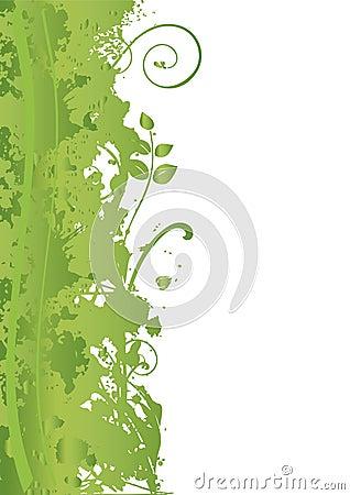 Free Spring Grunge Banner Royalty Free Stock Photos - 6669268