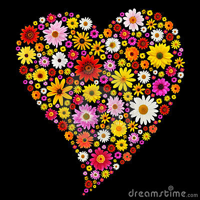 Free Spring Heart Stock Photography - 3975382