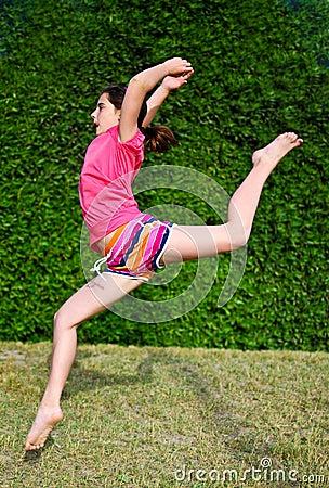 Spring Leap