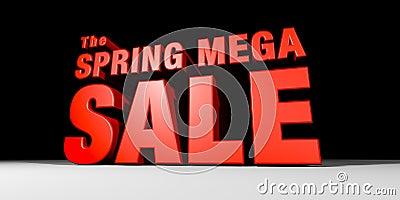 Spring Mega Sale