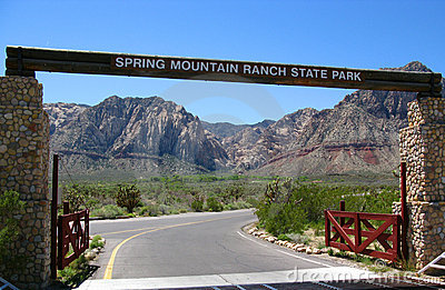 Spring Mountain Ranch Nevada