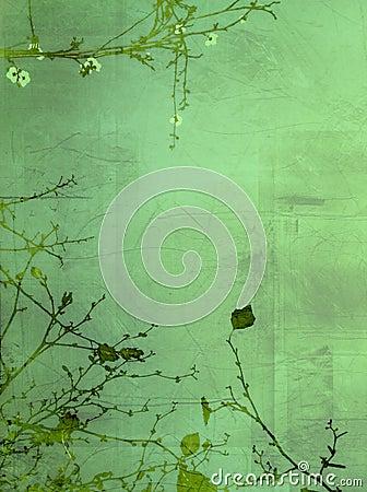 Spring silk screen