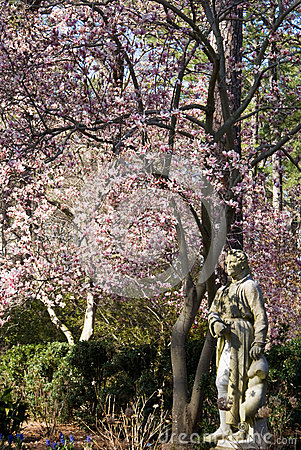 Spring Statues