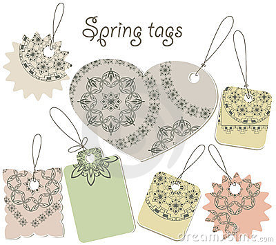 Spring tags