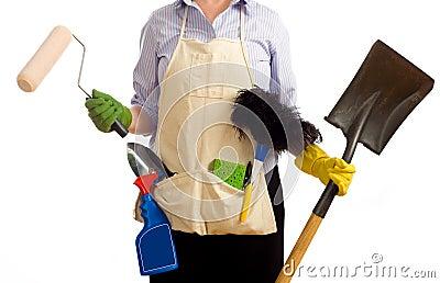 Spring Time Chores