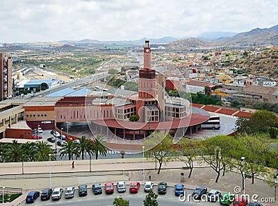Spring view of Cartagena